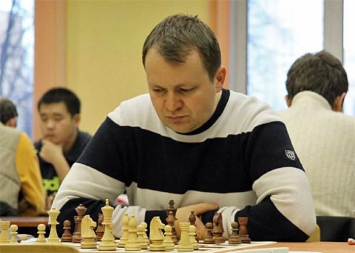 Viorel Iordachescu pe locul 3 în Turneul la Șah Rapid între țările dunărene