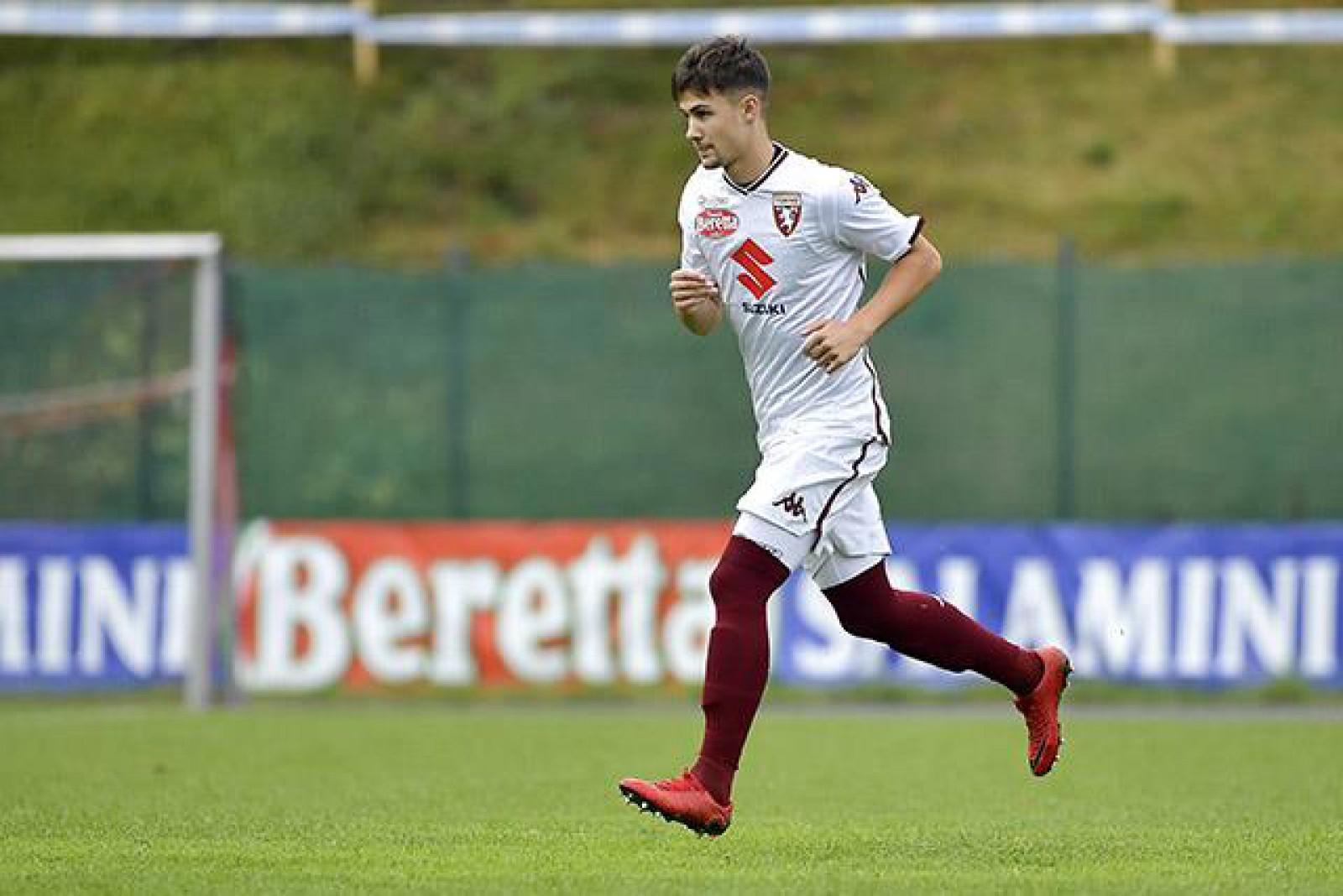 (foto) Vitalie Damașcan a debutat în tricoul lui Torino! Internaționalul moldovean a evoluat în amicalul cu Pro Patria