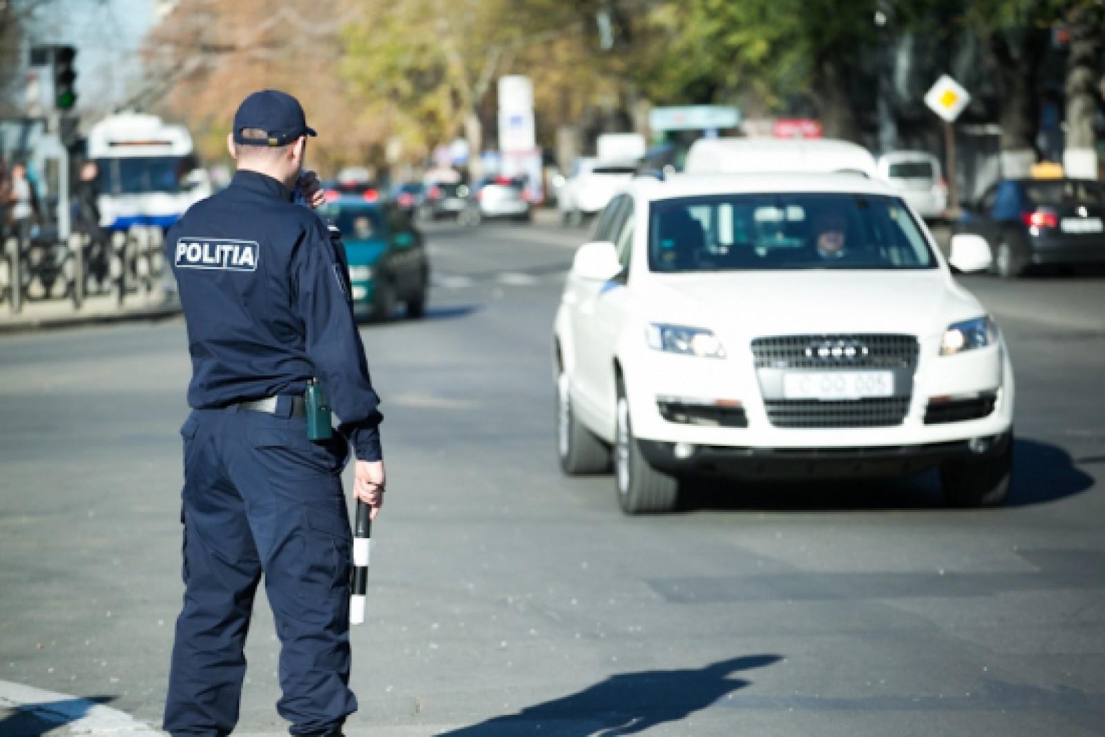 Vitezomanii, în vizorul poliției. Mâine va derula o acțiune de depistare a șoferilor, care nu respectă Regulamentul Circulației Rutiere