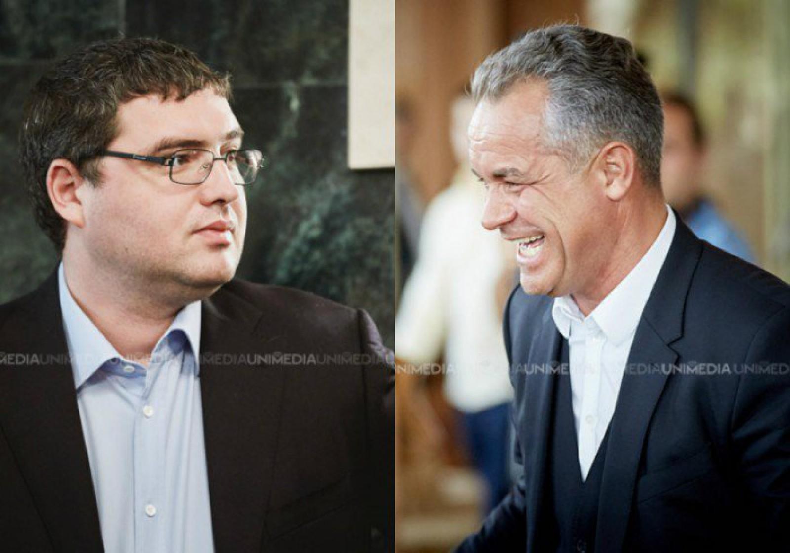 Renato Usatîi: Vlad Plahotniuc ar figura într-o investigație a Departamentului Securității Naționale al SUA