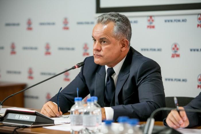 Vlad Plahotniuc: O ședință specială de plen va avea loc pentru votarea repetată a unor legi respinse de Igor Dodon
