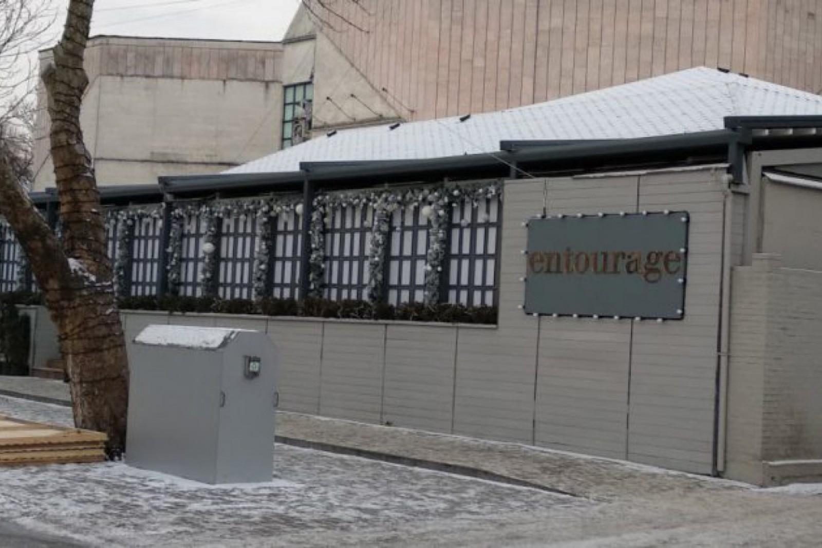 Vlad Plahotniuc și-a deschis un nou restaurant în centrul capitalei: Entourage