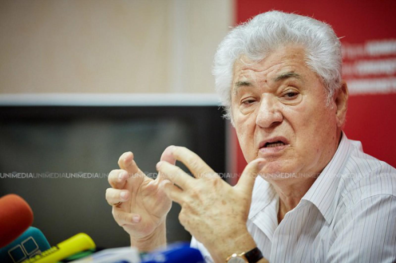 """Voronin, despre ultima decizie a Curții Constituționale: Prin aceasta se încearcă înlocuirea sintagmei """"limba moldovenească"""" cu """"limba română"""""""