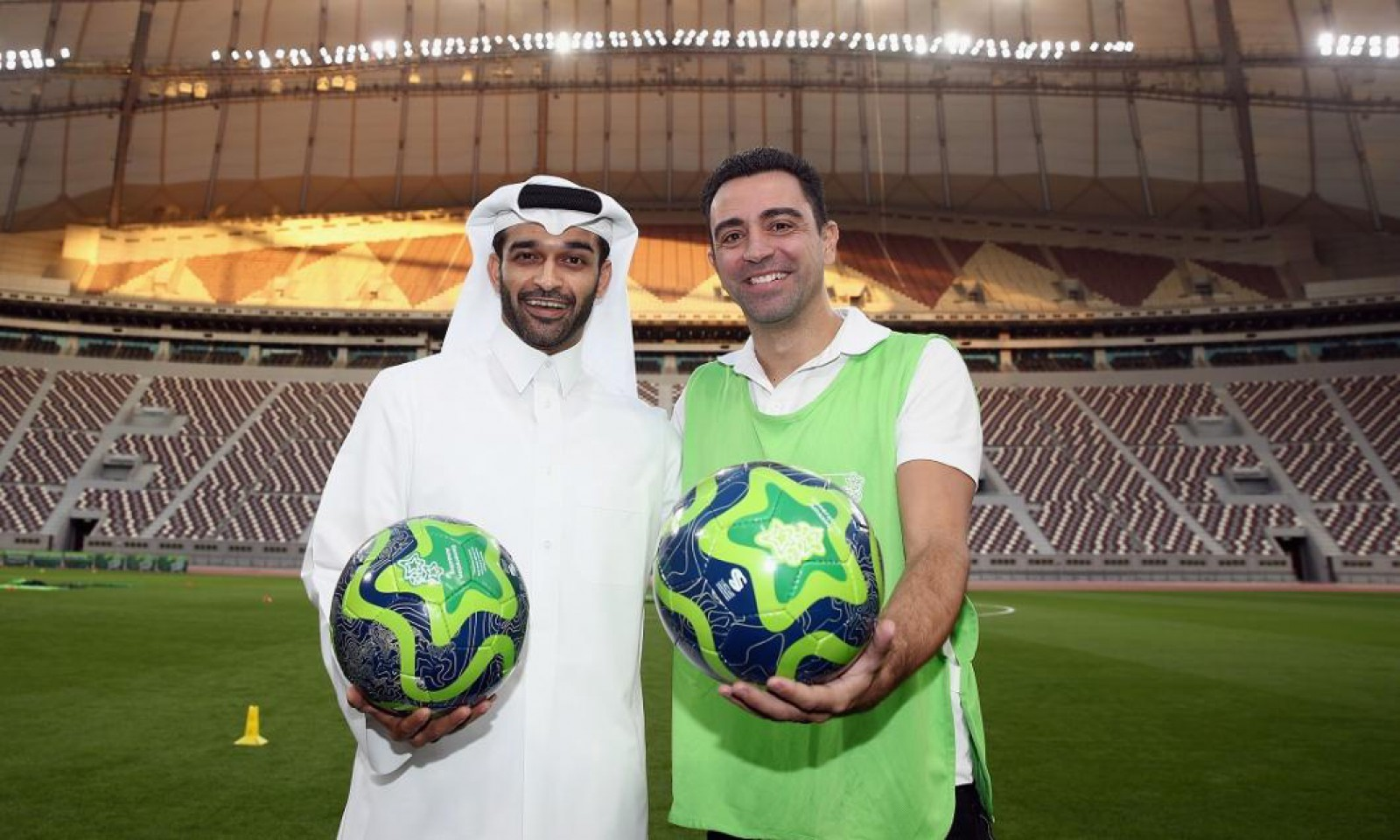 Xavi Hernandez a devenit primul ambasador al Campionatului Mondial din Qatar