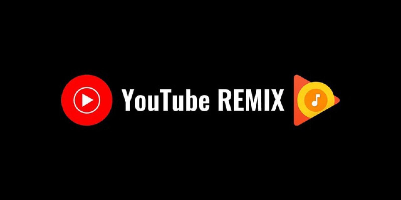 """YouTube Remix va înlocui Google Play Music şi YouTube Music. Experienţa va fi """"inspirată"""" de Spotify"""