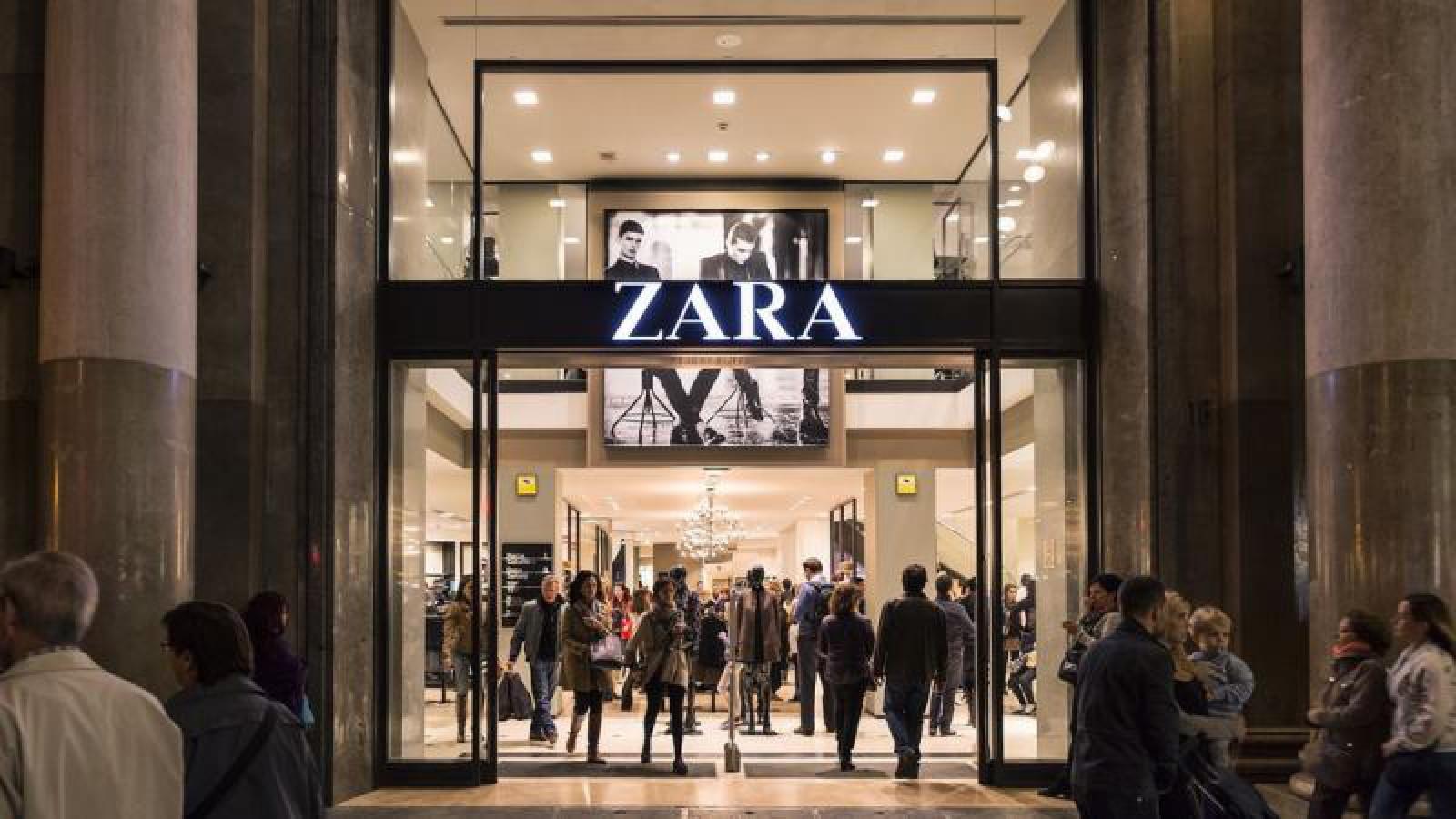 Zara va expedia comenzile online și din magazinele sale: Livrările către clienți vor fi făcute mult mai rapid