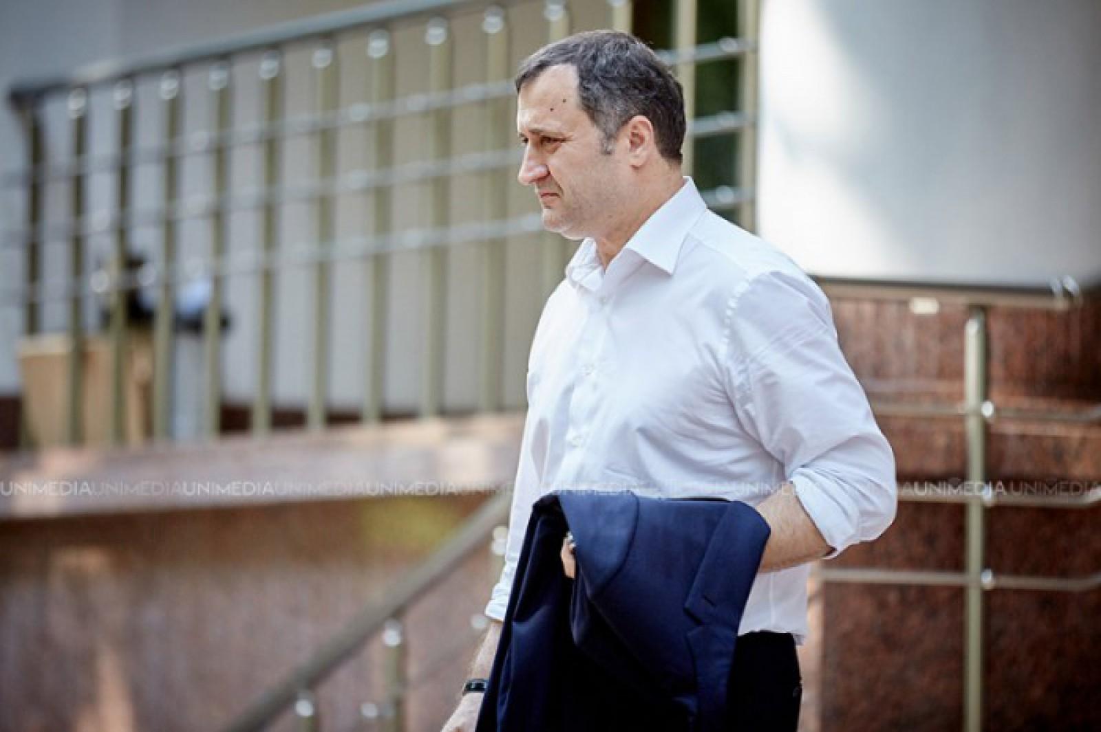 Ziarul de Gardă: Prima reacție a lui Vlad Filat după demersurile nepotului său din lupta pentru averea fostului premier