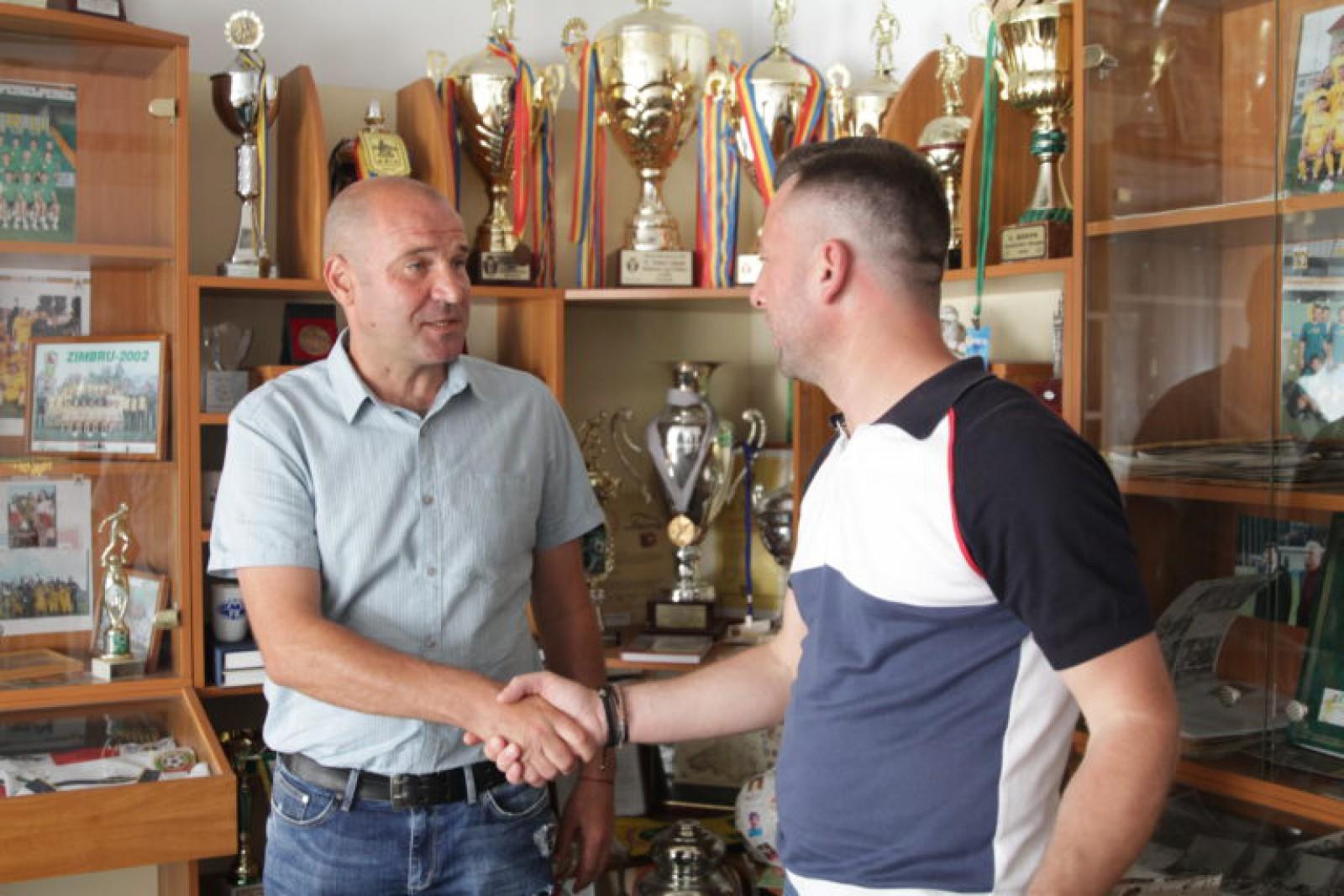 Zimbru Chișinău are un nou antrenor principal. Formația din capitală a fost preluată de Serghei Secu