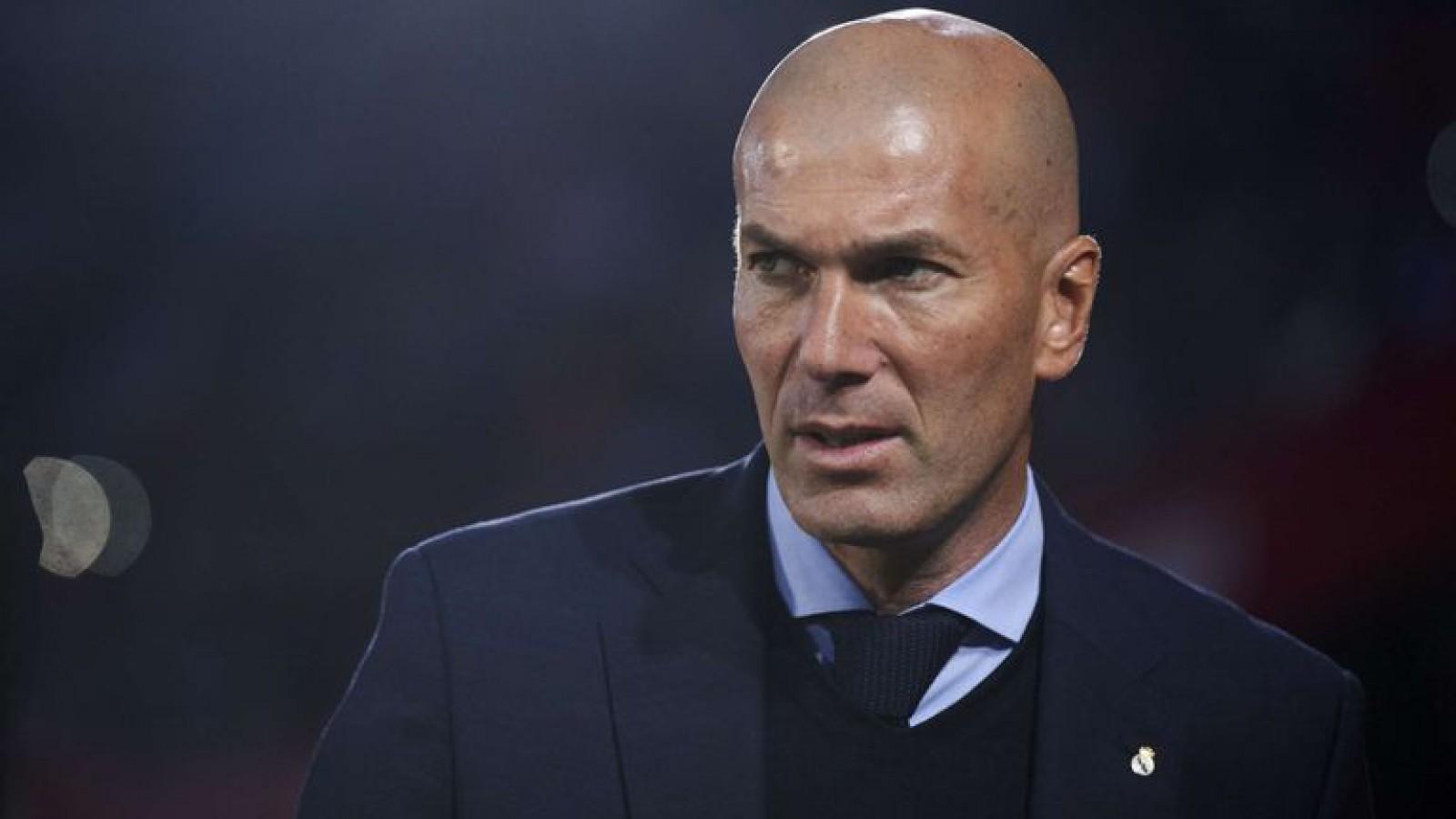 Zinedine Zidane a anunțat că pleacă de la Real Madrid