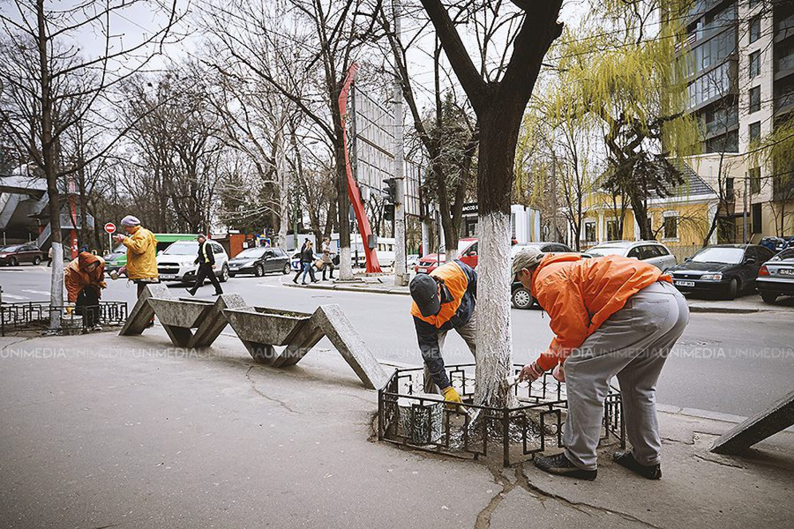 Ziua Globală a Curăţeniei: Mâine facem orașul Chișinău mai curat. Locurile unde te poți implica