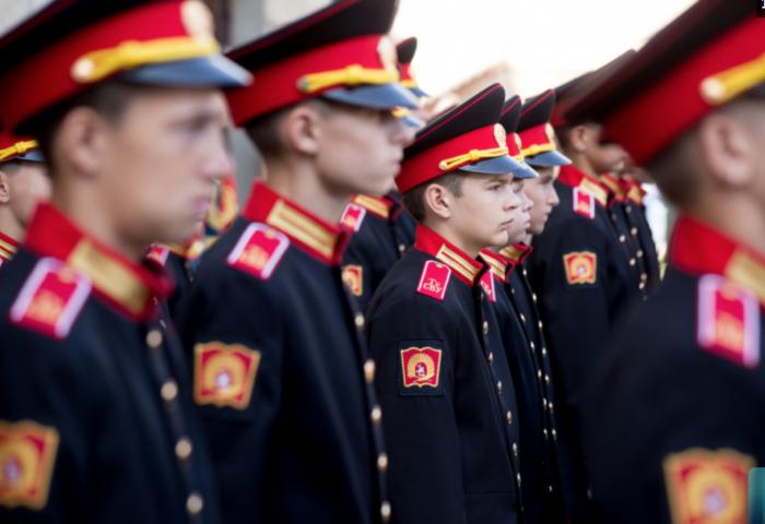 """(foto) În Tiraspol s-a deschis o școală militară în numele generalului rus Suvorov. Krasnoselskii, elevilor: după absolvire, """"veți înțelege clar ce înseamnă Transnistria"""""""