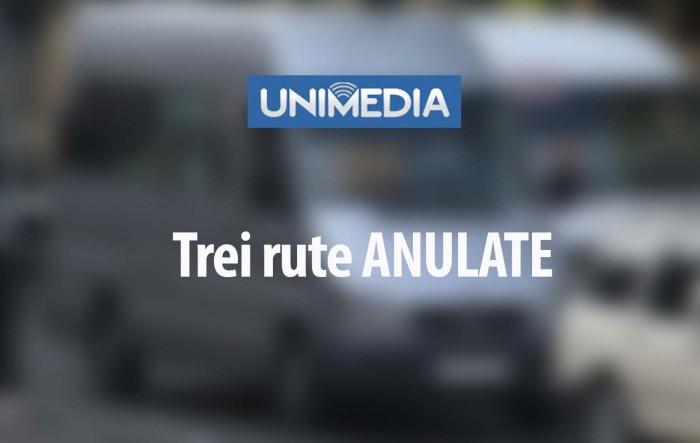Chișinău: Încă 3 rute de microbuz se anulează