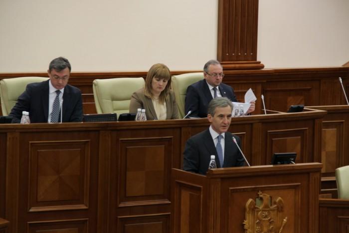 (video) Un nou eșec pentru PCRM. Parlamentul a respins moțiunea de cenzură