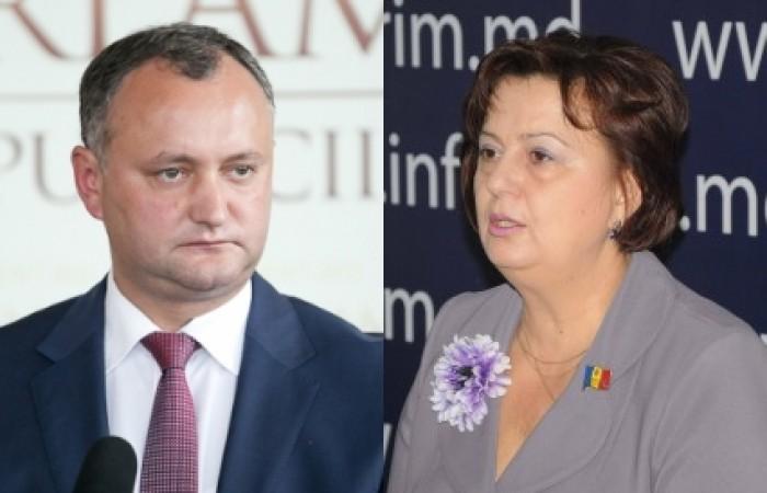 Abramciuc: Lui Dodon i se va cere să plece din PSRM și să îl lase în pace pe Chirtoacă