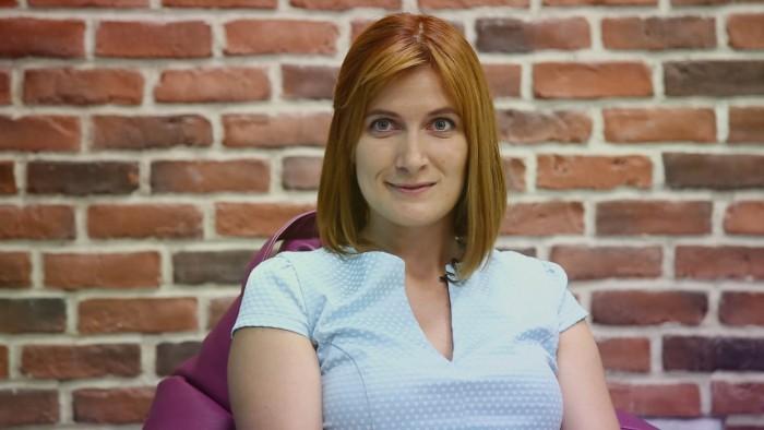 """Aleg Cariera IT. Anastasia Șerșun, Software Developer: """"Cel mai mult mă inspiră în domeniul IT faptul că mă simt creator"""""""