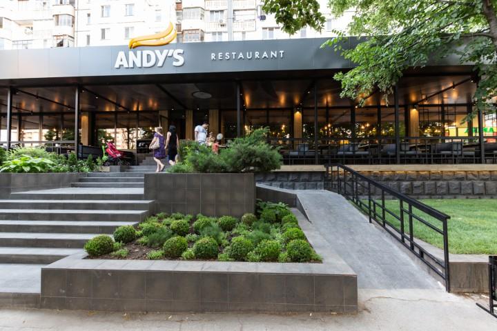 Andy's a deschis primul restaurant de tip nou în Chișinău