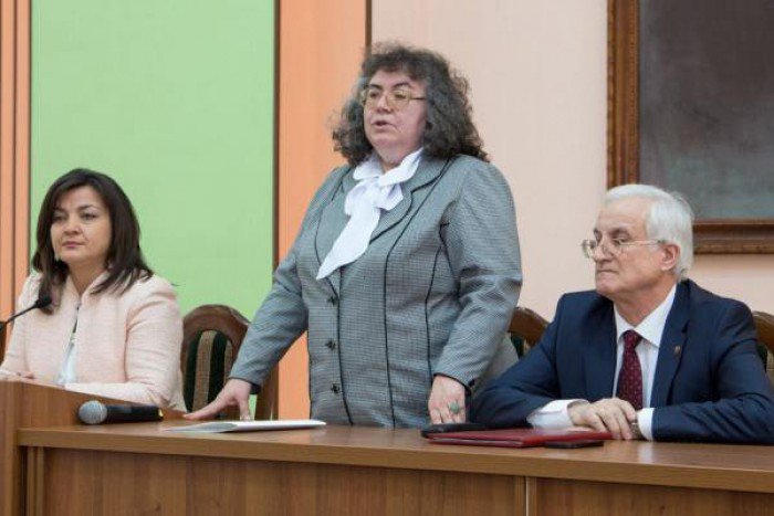 """Anna Volkova, consilierul șefului regiunii transnistrene despre Șevciuk: """"Se va răzbuna pe cetățenii din Transnistria pentru că aceștia nu l-au ales"""""""