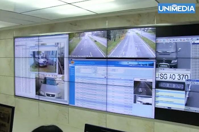 BOP: Camerele de supraveghere video a traficului rutier, pe placul moldovenilor