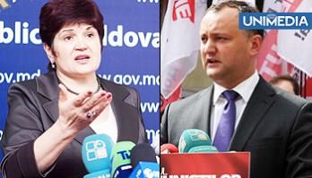 Buliga îi face din deget lui Dodon. Candidatul PCRM: Îi urez succes!