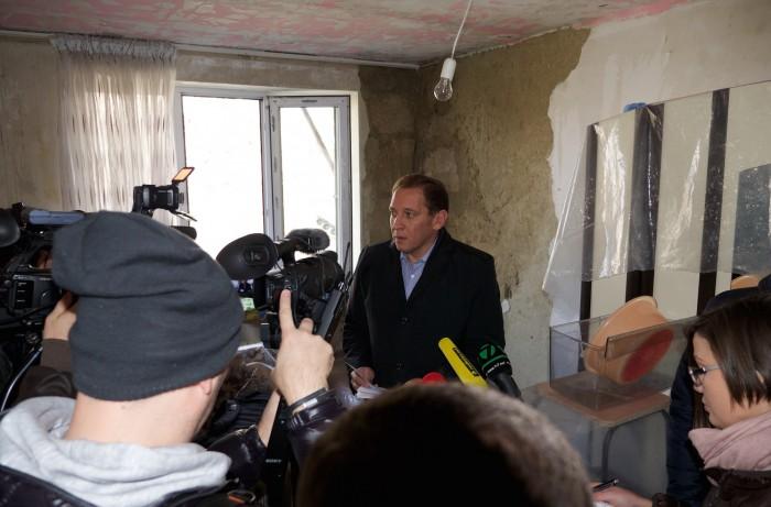 Candidatul independent Oleg Cernei s-a lansat în campanie