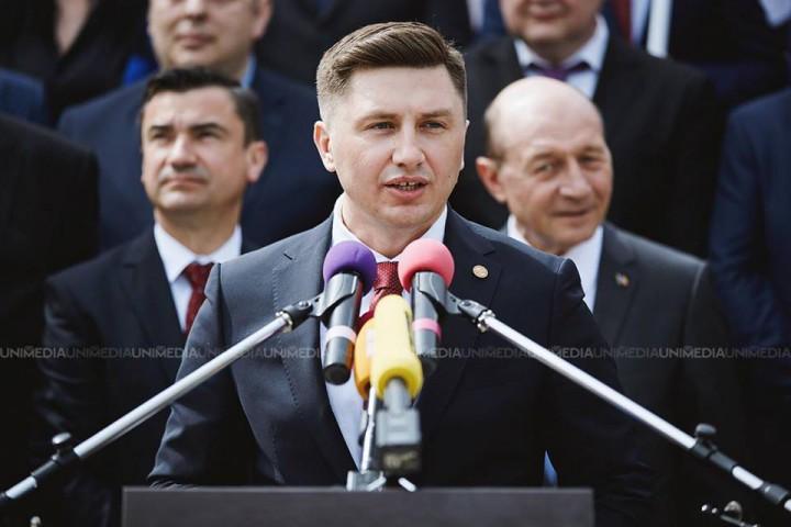 """Candidatul PUN, Constantin Codreanu, după scrutinul I de vot: """"Să nu îi lăsăm în Anul Centenarului pe socialiști să ocupe primăria capitalei"""""""