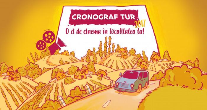 Caravana filmelor CRONOGRAF Tur a pornit prin țară