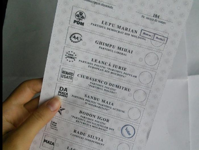 """CEC, despre """"buletinele de vot"""" apărute pe rețelele de socializare: Sunt un fals!"""