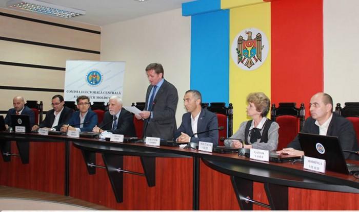 CEC a tras linia finală pentru alegerile parlamentare din 30 noiembrie
