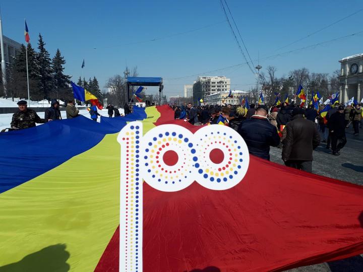 Centenarul Marii Uniri. Prima instituţie care marchează 100 de ani de la Unirea Basarabiei cu România