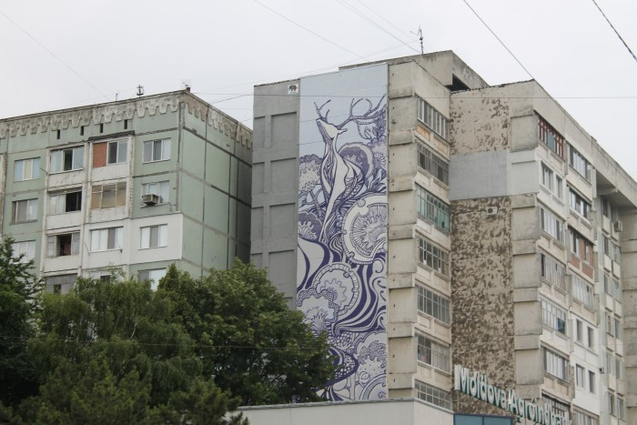Peste 2500 de clădiri din Chișinău vor fi reabilitate, în cadrul unui proiect de eficiență energetică