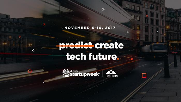 Cinci zile de inovație, antreprenoriat și tehnologie la Chișinău Startup Week, ediția a II-a
