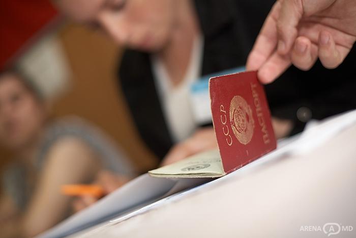 Ciocan: Din 220 mii pașapoarte de tip sovietic au rămas circa 2 mii