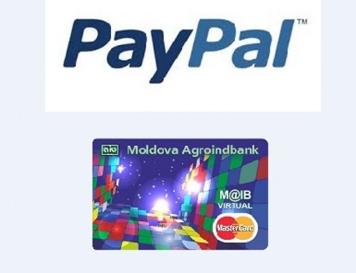 Clienții MAIB, avantajați de venirea PayPal