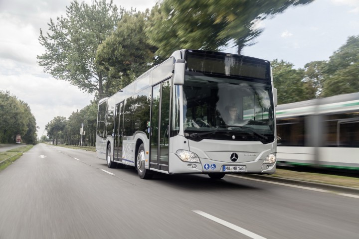 Comenzi uriaşe de la Daimler Buses: Cel puţin 1000 de autobuze noi Citaro, alături de alte circa 50 electrice
