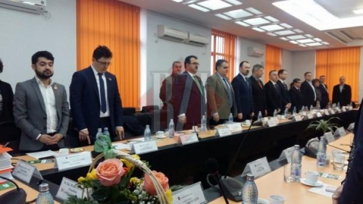 Consilierii județeni Iași au semnat o declarație de unire cu Republica Moldova