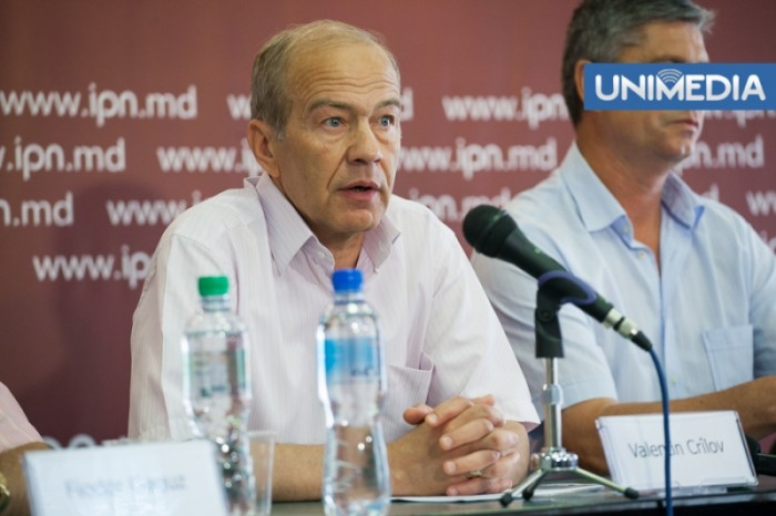 """Crîlov: """"Dacă Abramciuc va fi exclusă din PSRM, vom ataca decizia în instanța de judecată"""""""