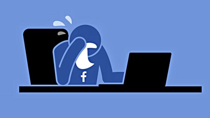 Cum te hărțuiește Facebook să te întorci pe site dacă vrei să renunți