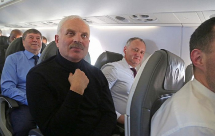 (doc) Cât a cheltuit delegațiile lui Dodon în deplasările de la Bruxelles și Moscova