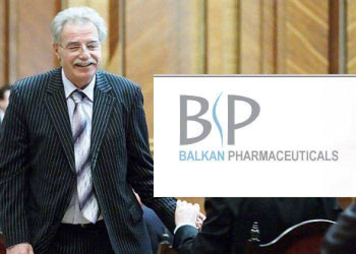 (doc) Gheorghe Brega VS Balkan Pharmaceuticals, un nou episod