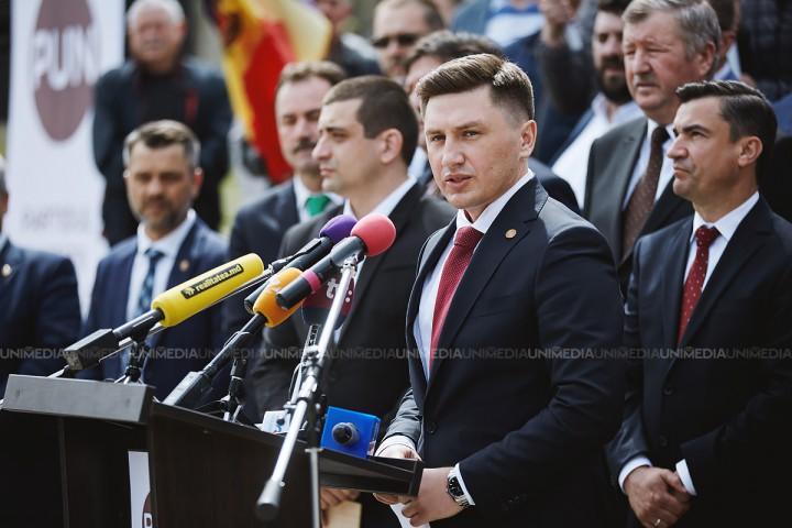 (doc) Partidul Uniunea Centristă din Moldova anunță că îl va susține pe Constantin Codreanu la alegerile locale din Chișinău: Facem apel și către partidele pro-europene