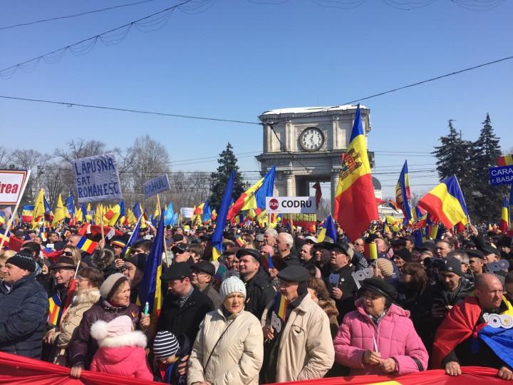 (doc) Proclamația Marii Adunări Centenare din 25 martie 2018 pentru Reunire: Ne adresăm clasei politice din cele două state