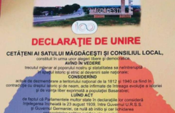 (doc) Unirea cu România, tot mai votată simbolic de localitățile din Republica Moldova. Numărul acestora a ajuns la 87