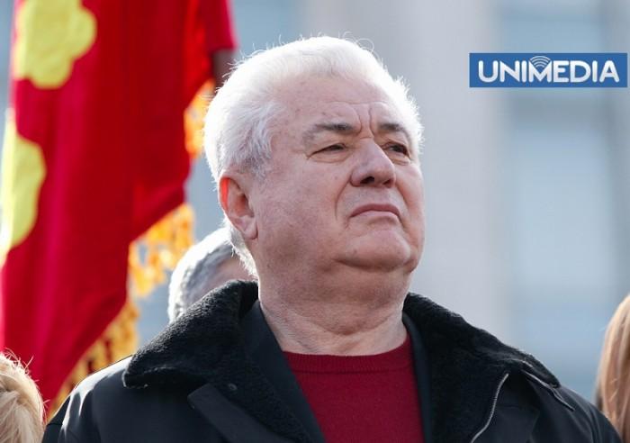 (doc) Voronin vrea să facă front comun cu toate partidele care împărtășesc idealurile PCRM