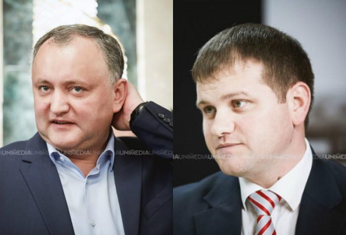 (video) Dodon sfidează decizia Curții Constituționale: Nu voi semna în niciun caz pentru candidatura lui Valeriu Munteanu