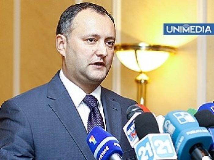 (video) Dodon regretă că l-a votat pe Timofti în calitate de președinte