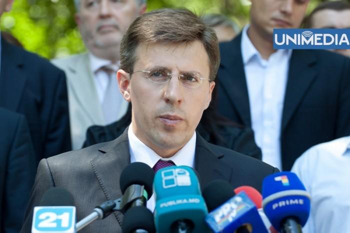 """Dorin Chirtoacă pregătește """"Agenda 21 pentru Chișinău"""""""