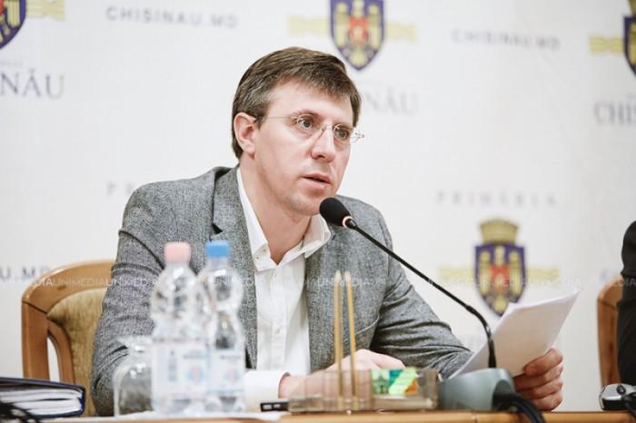 Dorin Chirtoacă suspendă contractul cu firma care urma să amenajeze parcările din capitală
