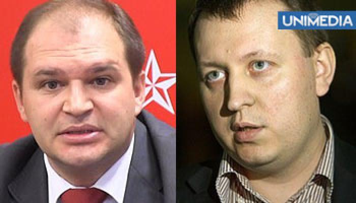 Duel verbal între Petrenco și Ceban: Cine muncea și cine înfuleca plăcinte?