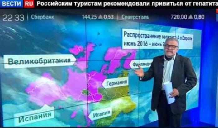 FALS: Europa devine focarul hepatitei A