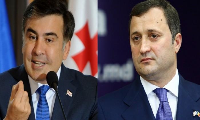 Filat și Saakașvili, invitați să țină discursuri la Euromaidan